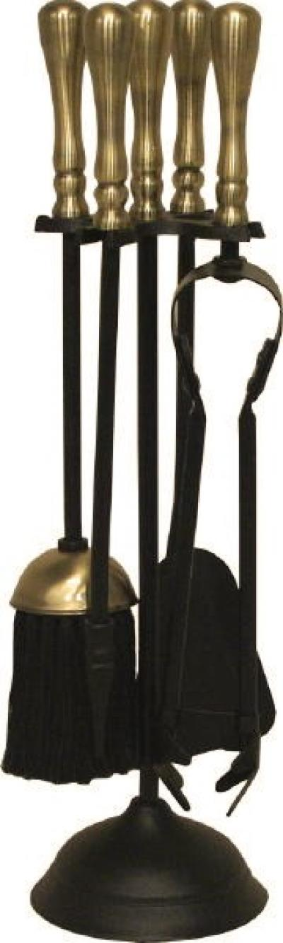 traditional-antique-brass-plated-companion-set