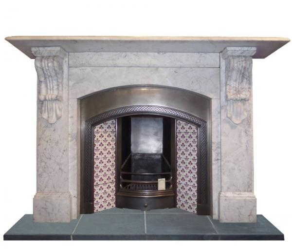 antique marble surround