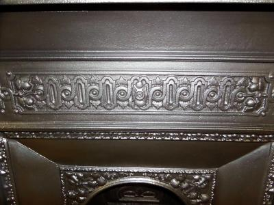 antique Victorian Bedroom fireplaces