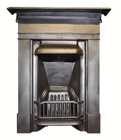 antique bedroon fireplace