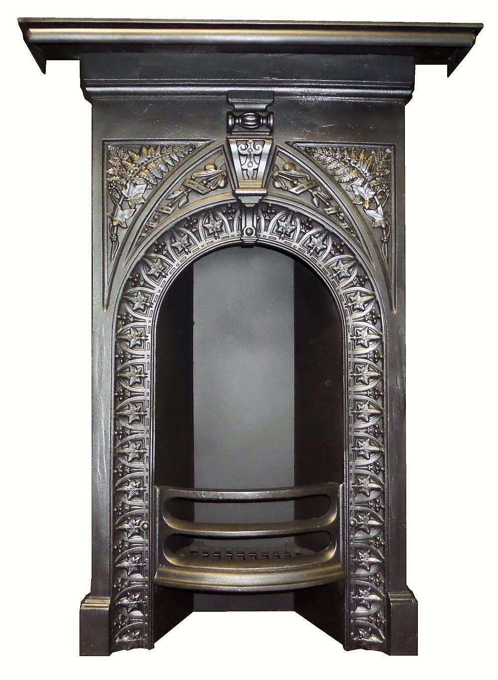 Buy Online Antique Bedroom Victorian Cast Iron Fireplace