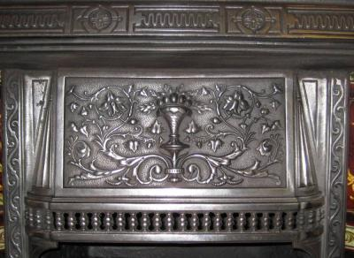 Antique Burnished Edwardian Insert