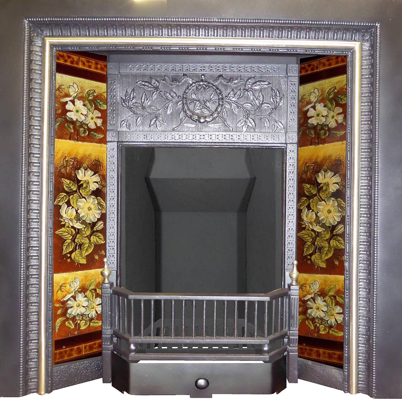 Miraculous Buy Online Antique Victorian Cast Iron Brass Inlaid Download Free Architecture Designs Pushbritishbridgeorg