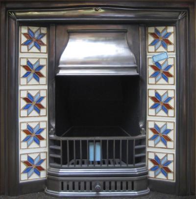 Edwardian Tiled Insert