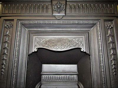 Victorian Small fireplace