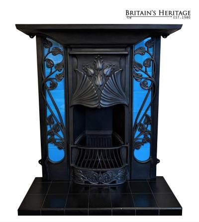 laville fireplace