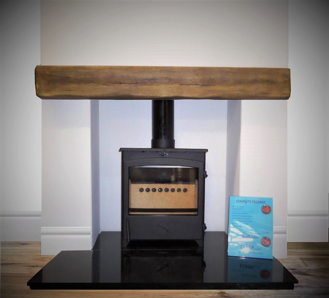 Buy Online Go Eco Multi Fuel Stove Complete Fit Stove Package