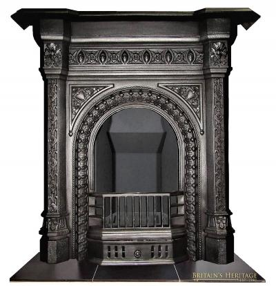 victorian-fireplaces