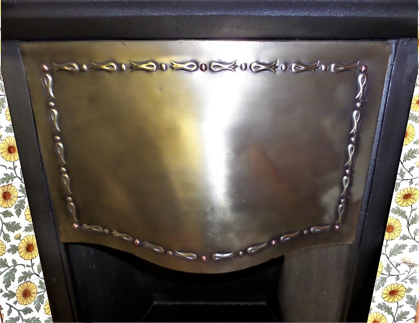 Super Buy Online Antique Edwardian Brass Tiled Cast Iron Download Free Architecture Designs Pushbritishbridgeorg