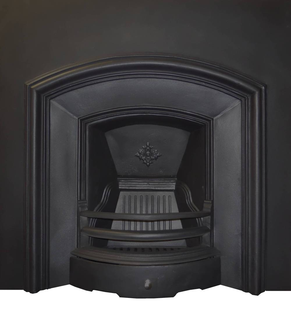Buy Online Melrose Cast Iron Period Fireplace Insert