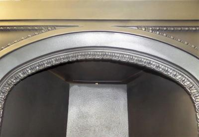 Britain`s Heritage Antique Victorian fireplace Arch Insert
