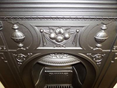 britains heritage victorian fireplace