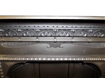 antique hob grate