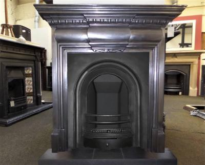 britains heritage edwardian fireplace