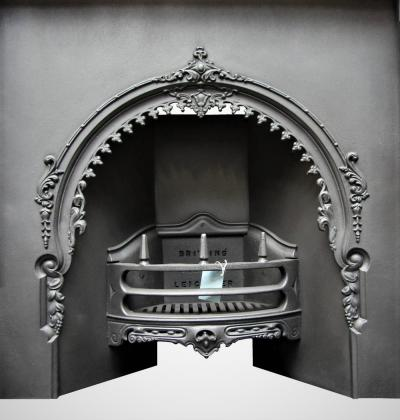 Shaftesbury Arch Cast iron fireplaces