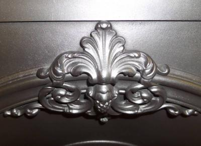 Antique arched insert