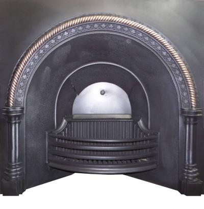 Britain`s Heritage Regency arch fireplace