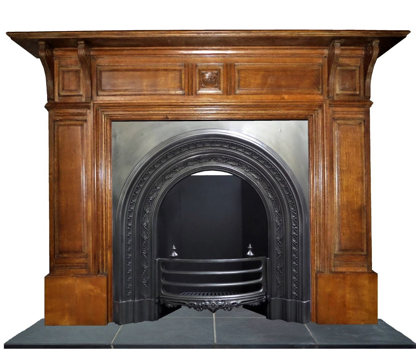 Buy Online Mid 19th Century Victorian Burnished Arched