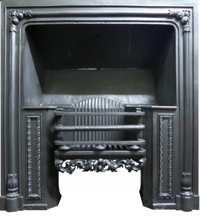 Antique Georgian Hob Grate