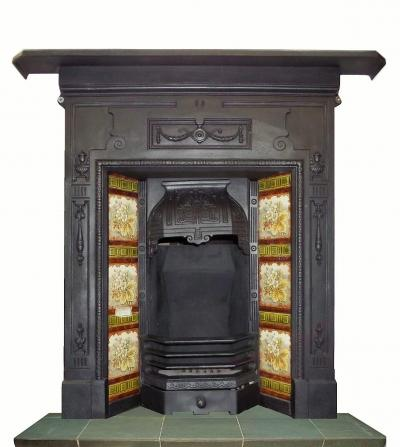 britain`s heritage antique fireplaces