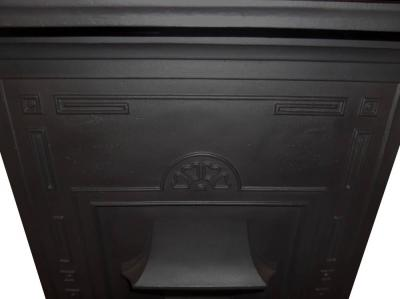 antique arts and craft fireplace