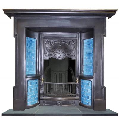 anrtique fireplaces
