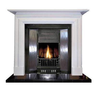 ART DECO FIREPLACES