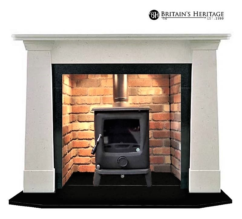 Buy Online The Arts And Craft Limestone Surround