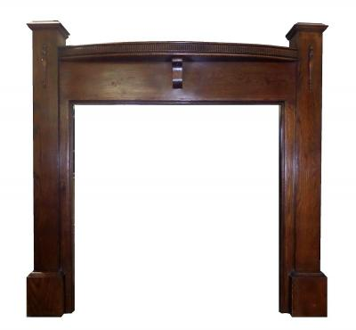 Britain`s Heritage 1930 oak surround