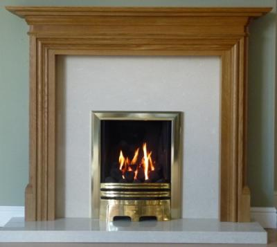 Buckingham Oak Surround