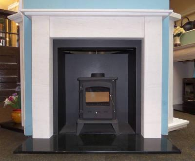 The Linsdale Limestone Surround