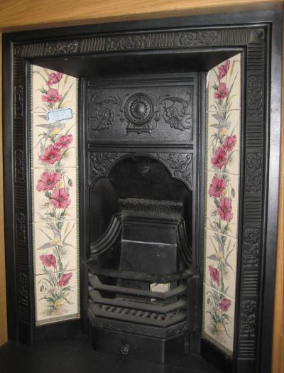 Reproduction Angus Oak Surround