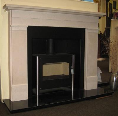 The Bradgate Limestone Surround