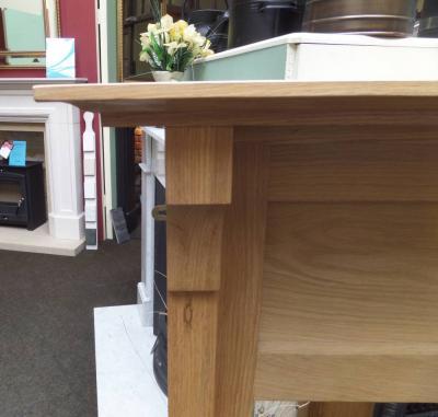 Buy Online Rennie Mackintosh Oak Mantel Fireplace Surround