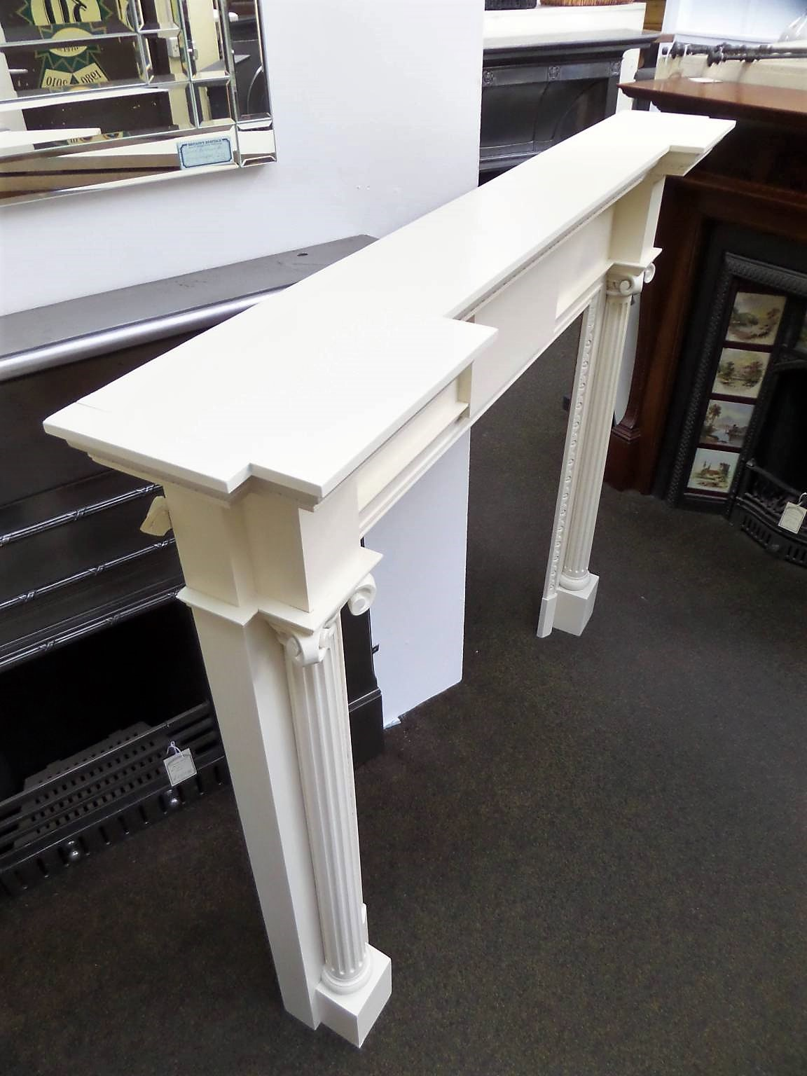 Buy Online Early 20th Century Georgian Style Painted