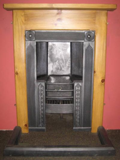 Plain Georgian Surround