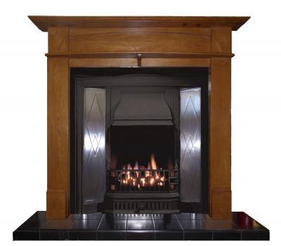 Britain`s Heritage 1930`s Oak surround