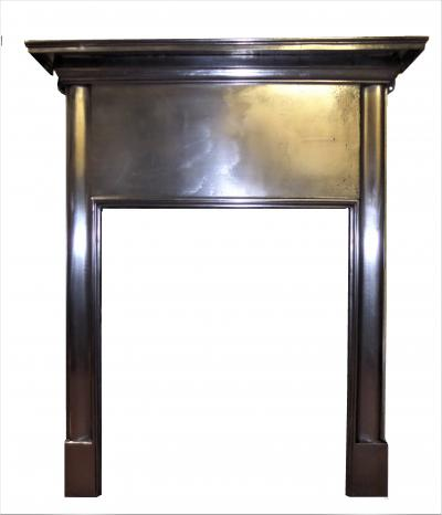 Britain`s Heritage antique 1920`s cast iron surround