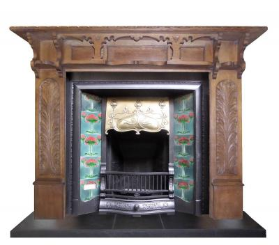 Arts And Craft Fireplaces For Sale By Britain S Heritage