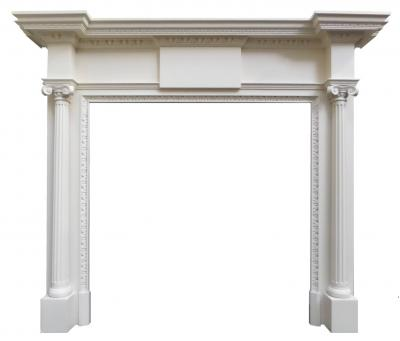 antique surround