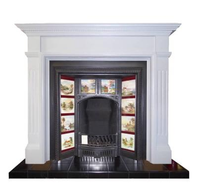 Old Edwardian Classic Style Primed Surround