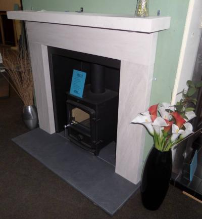britain`s heritage Stove  surround