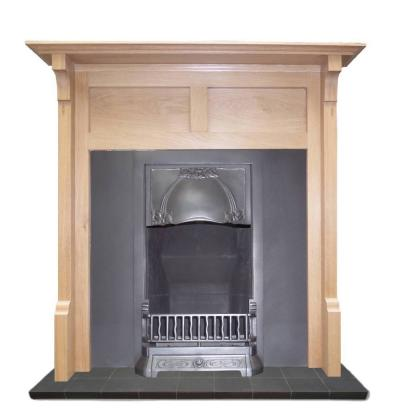 Rennie Mackintosh Oak Surround