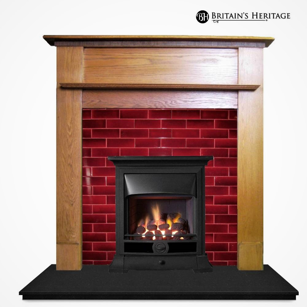 Outstanding Buy Online Antique 1920S Oak Wood Mantel Fireplace Surround Interior Design Ideas Gentotryabchikinfo