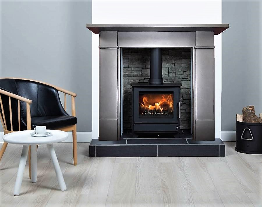 Buy Online Antique Victorian Edwardian Slate Fireplace