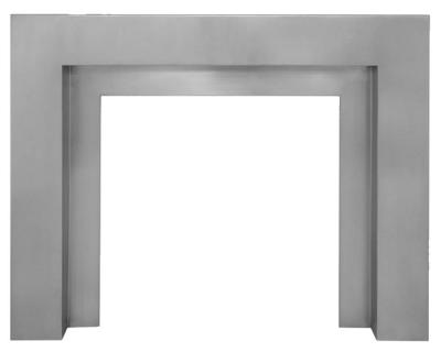 stainless steel surround