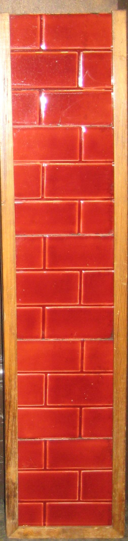 Antique Red Tile set